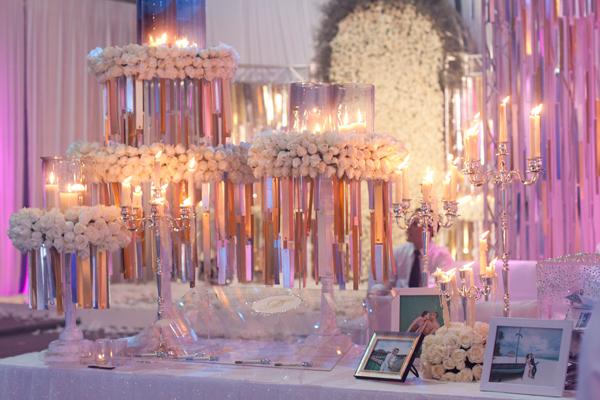 chuẩn bị trong đám cưới