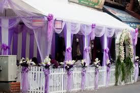 nhà bạt không gian đám cưới